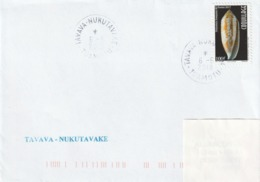 13105  TAVAVA - NUKUTAVAKE  - TUAMOTU - POLYNÉSIE FRANÇAISE - LINÉAIRE - Lettres & Documents