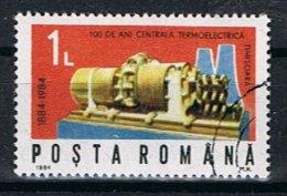Roemenie Y/T 3553 (0) - Usado