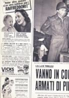 (pagine-pages)LA CROCE ROSSA D'ITALIA IN COREA  Epoca1951/54. - Andere