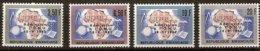 Rwanda 1963 OBC Nr. 9-12 *** MNH Cote 2,50 Euro - Rwanda