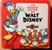 Old Film Walt Disney Production Micky Dressiert Pluto Pluton 8 Mm 8mm Cca 1950's / 1960's RRR - Other Collections