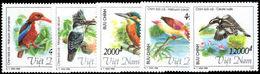 Vietnam 1996 Kingfishers Unmounted Mint. - Vietnam