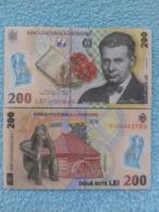 ROMANIA - 200 LEI - 2018 - 1 PIECES UNC - Romania