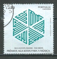 Portugal 2019 Aga Khan Music Awards Oblitéré ° - 1910-... République