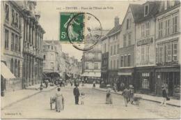Beau Lot De 15 CPA De FRANCE - La Plupart Animées Et Ayant Circulé (13/15) Entre 1905 Et 1916. BE. - 5 - 99 Cartes