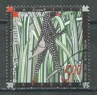 Croatie YT N°613 Europa 2003 Art De L'affiche Oblitéré ° - 2003
