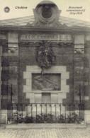 Chokier  Monument Commemoratif 1914/1918   Ecole Communale 1923 - Flémalle