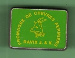FROMAGE DE CHEVRES FERMIERS *** RAVIX *** 1063 - Alimentazione