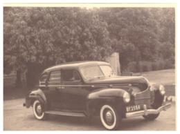 AUTOMOBILE  ANNEE 1950 - Coches