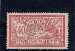 France - Année 1900 - N°119** - Type Merson - 40c Rouge Et Bleu - Bon Centrage - 1900-27 Merson
