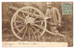 CPP 195 - JARNAGES - Le Canon De Bois - Francia