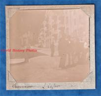 Photo Ancienne - CHAMONIX - Rue Vers L' Eglise - Vers 1900 - Haute Savoie Histoire Patrimoine - Photos