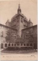 CP 69  Rhône Lyon Grand Hôtel-Dieu Cour Intérieure 195 LL - Lyon