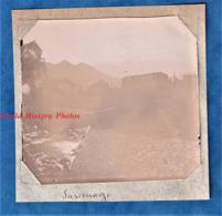 Photo Ancienne - SASSENAGE ( Isère ) - Vers 1900 - Histoire Patrimoine - Photos