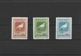 CHINA - 19-10-22  3 MINT STAMPS. NORD OST CHINA. COMPLET SET. - Neufs