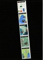 CHINA - 19-10-26  5 MINT STAMPS. COMPLETE SET. - 1949 - ... République Populaire