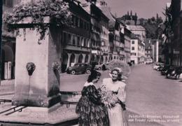 Autriche, Feldkirch Brunnen Neustadt Mit Tracht (14090) 10x15 - Sonstige