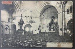 CPA 35 MEXENT (pour MAXENT) - Intérieur De L'Eglise  - Voir état - Réf. D 147 - Frankrijk