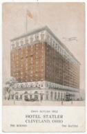 Hotel Statler, Cleveland, Ohio - Cleveland
