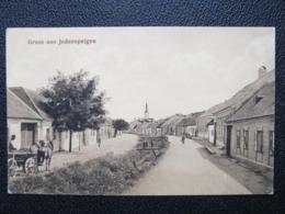 AK JEDENSPEIGEN Bei Gänserndorf 1913 // D*40363 - Gänserndorf