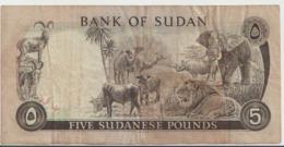 SUDAN P. 14b 5 P 1978 F - Sudan