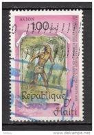 Haïti, Haitia, Indiens D'amérique, Amérindien, Amerindian, Coiffe, Plume, Pluck, Costume, Culture, Airmail - American Indians