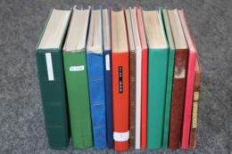 DEUTSCHES REICH Dublettenposten In 13 Steckalben, Viel Germania, FUNDGRUBE, 290 Bilder ....192 (G) - Lots & Kiloware (min. 1000 Stück)