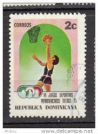 République Dominicaise, Dominican Republic, Jeux Panam, Pan American Games, Basketball, Basket-ball - Basketball