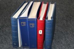 BUND / BERLIN - Sammlung In 5 Vordruckalben ....197 (G) - Briefmarken