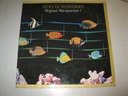 """DOUBLE VINYLE """"STEVIE WONDER'S ORIGINAL MUSIQUARIUM 1"""" 33 T MOTOWN / VOGUE (COMPIL) - Vinyl Records"""