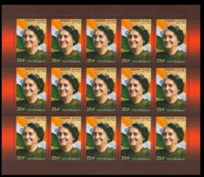 2017Russia 2479KL100th Birth Anniversary Of Indira Gandhi45,00 € - Unused Stamps