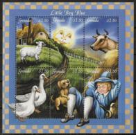 GRENADE - ANIMAUX DE LA FERME - N° 3769 A 3774 - NEUF** - Farm