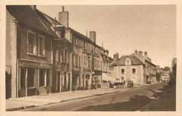 """/ CPA FRANCE 45 """"Briare, Rue Nationale"""" - Briare"""