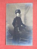 RPPC  Female Large Hat   Ref 3663 - Fashion