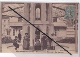 Sermaize Les Bains (51) Etablissement Thermal - La Buvette - Sermaize-les-Bains