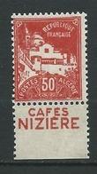 ALGERIE 1927/30 . N° 79A . Avec Bande Pub . Neuf * (MH) - Neufs