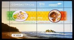Costa Rica Stamps UPAEP MNH Minisheet 2019 ***NEW*** - Costa Rica