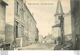 WW 54 DIEULOUARD. Ecole Rue Saint-Laurent - Dieulouard