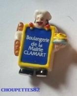 Fèves Fève Perso Boulangerie De La Mairie Clamart - Otros