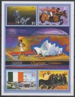 Grenada 15.05.2000 Mi # 4174-77 KlbgSydney Summer Olympics, MNH OG - Verano 2000: Sydney