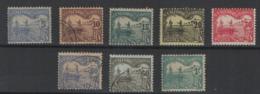 Nouvelle-Calédonie 1906, YT Taxe 16 - 23 * Et °, Cote 12,50 - Portomarken