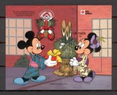 Disney Grenada 1991 Japanese New Year MS MNH - Disney