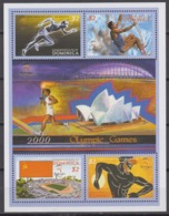 Dominica 21.06.2000 Mi # 2932-35 KlbgSydney Summer Olympics, MNH OG - Verano 2000: Sydney