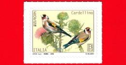 Nuovo - MNH - ITALIA - 2019 - Europa 2019 - Uccelli - Bird - Cardellino – B 50g - 6. 1946-.. Repubblica