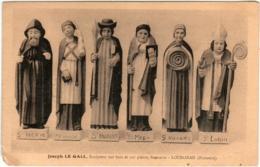 61li 243 CPA - LOCRONAN - JOSEPH LE GALL - Locronan