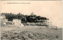 61li 711 CPA - NOIRMOUTIER - LA POINTE DE SOUZEAUX - Noirmoutier