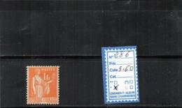 FRANCE  à CHARNIERE * (286) - 1932-39 Paz