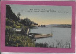 25.- MALBUISSON .- Au Bord Du Lac - Pontarlier