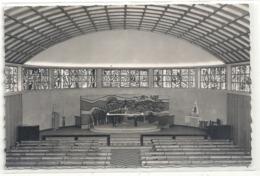 Cpsm Format Cpa. SACRE-COEUR D'AUDINCOURT . Arch: M. NOVARINA  -  Mosaîques : J. BAZAINE . CARTE NON ECRITE - France