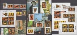 Guyana 05.12.1989 IMPERF Mi# 3064-69, 3064-69 Zd-Kleinbogen, 3064-69 Kleinbogensatz, Bl 63-70Barcelona Summer Olympics - Summer 1992: Barcelona